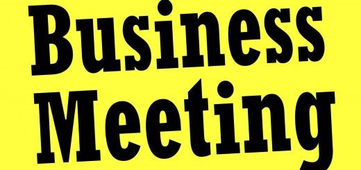 business mtg